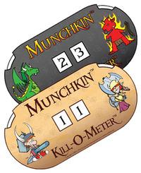 Munchkin - Kill-O-Meter