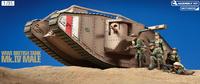 Tamiya WWI British Tank Mk.IV Male 1/35 Model Kit