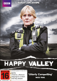 Happy Valley on DVD