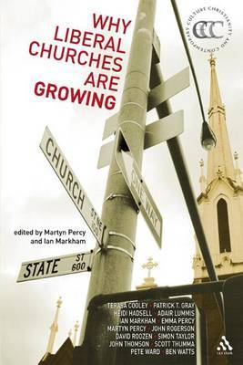 Why Liberal Churches are Growing by Ian S Markham