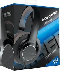 SteelSeries Siberia P100 Gaming Headset for PS4 image