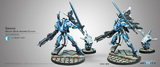 Infinity: PanOceanian - Seraphs, Military Order Armored Cavalry