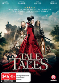 Tale of Tales on DVD
