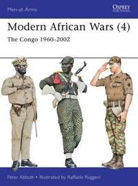 Modern African Wars 4 by Peter Abbott