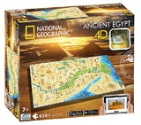 National Geographic: Ancient Egypt 4D Puzzle (600pc)