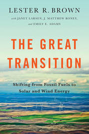 The Great Transition by Lester R. Brown image
