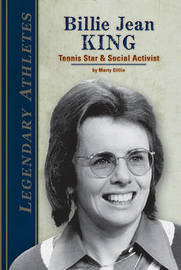 Billie Jean King by Marty Gitlin