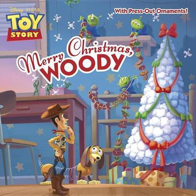 Merry Christmas, Woody (Disney/Pixar Toy Story) by Kristen L Depken