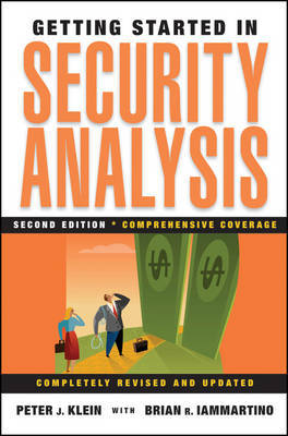 Getting Started in Security Analysis by Peter J. Klein image