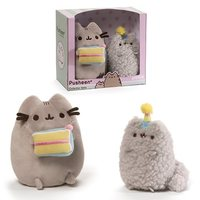 Pusheen The Cat: Birthday - Plush Collectors Set