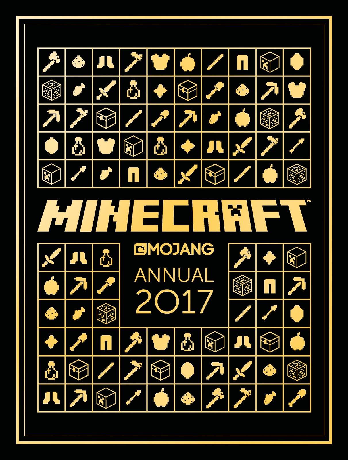 Minecraft Annual 10