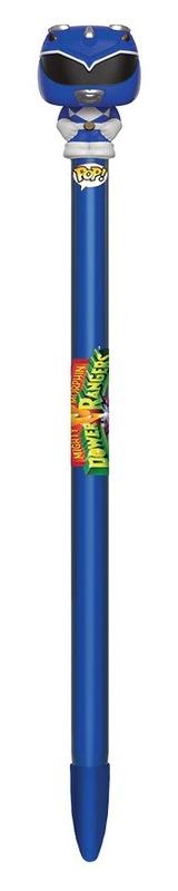 Mighty Morphin' Power Rangers: Blue Ranger Pop! Pen Topper