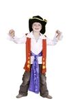 Captain Feathersword Dress Up Set - Size 2-4