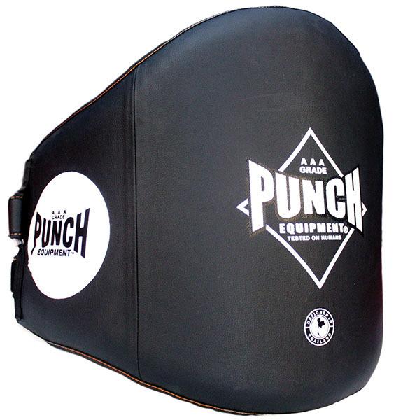 Punch: Black Diamond Body Pad - (Black)