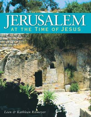 Jerusalem at the Time of the Bible by Leen Ritmeyer image