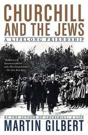 Churchill and the Jews by Martin Gilbert image
