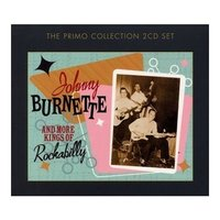 Johnny Burnette And More Kings Of Rockabilly by Various Artists image