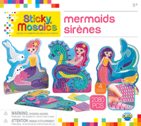 The Orb Factory: Sticky Mosaics - Mermaids