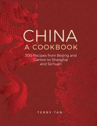 China: a cookbook by Terry Tan image