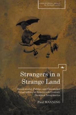 Strangers in a Strange Land by Paul Manning image