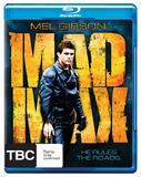 Mad Max on Blu-ray