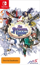 The Princess Guide for Nintendo Switch