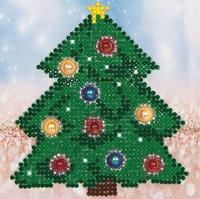 Diamond Dotz: Facet Art Kit - Christmas Tree