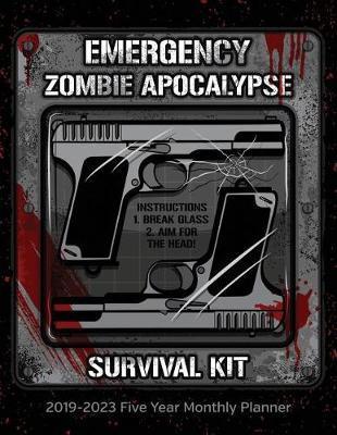 Emergency Zombie Apocalypse Survival Kit by Studiozombie Planners