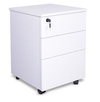 Office Drawers - White