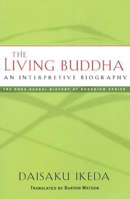 The Living Buddha by Daisaku Ikeda image