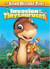 The Land Before Time - Vol 11 - Invasion Of The Tinysauruses on DVD