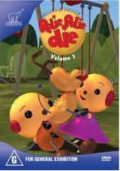 Rolie Polie Olie - Vol. 1 on DVD