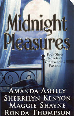 Midnight Pleasures by Amanda Ashley image