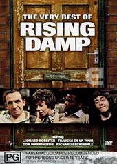 The Very Best Of Rising Damp on DVD