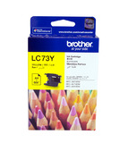 Brother Ink Cartridge LC73Y (Yellow)