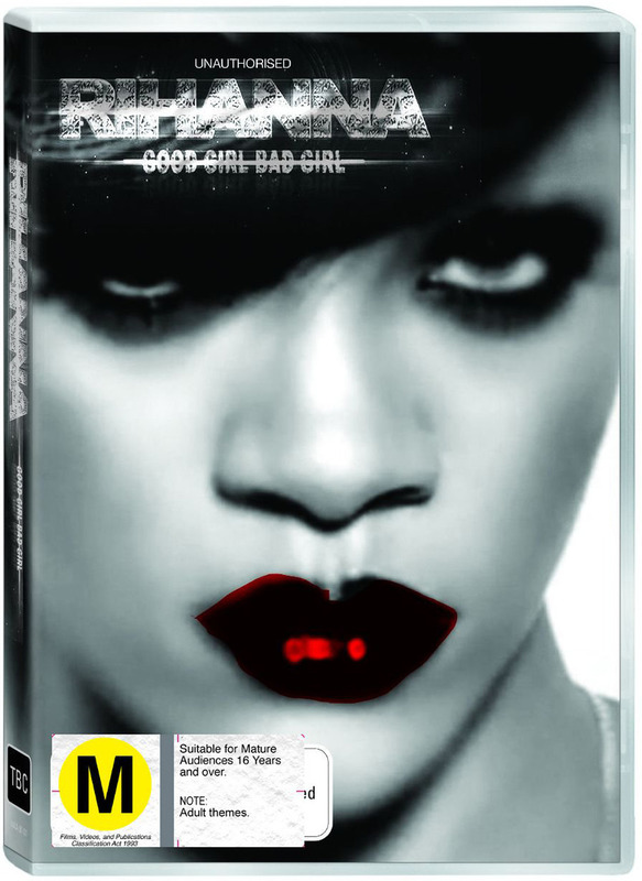 Rihanna - Good Girl Bad Girl on DVD