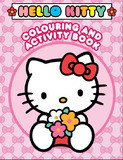 Hello Kitty Colouring and Activity Book