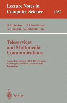 Teleservices and Multimedia Communications image