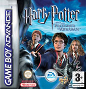 Harry Potter and the Prisoner of Azkaban for Game Boy Advance
