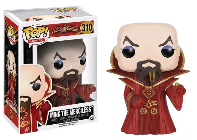 Flash Gordon - Emperor Ming Pop! Vinyl Figure