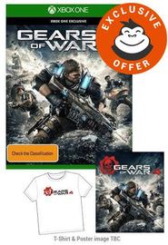 Gears of War 4 for Xbox One