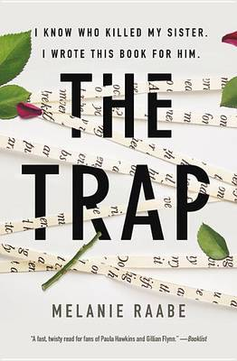 The Trap by Melanie Raabe image