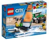 LEGO City: 4x4 with Catamaran (60149)
