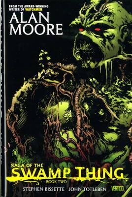 Saga of the Swamp Thing: Bk. 2 by Alan Moore image