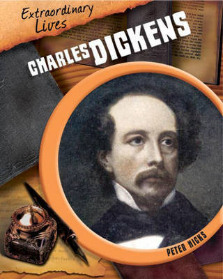 Charles Dickens by Peter Hicks