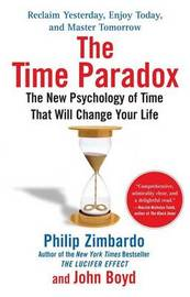 The Time Paradox by Philip Zimbardo