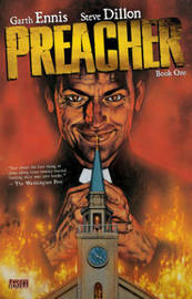 Preacher Book One by Garth Ennis