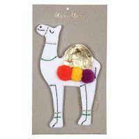 Felt Decoration - Camel
