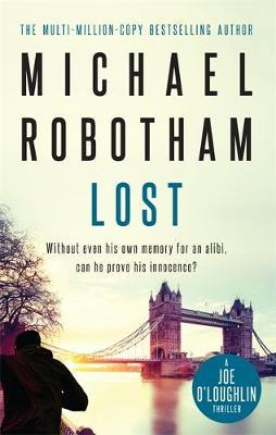 95383001f9ba Lost by Michael Robotham image