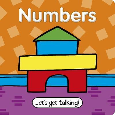 Let's Get Talking! Numbers image